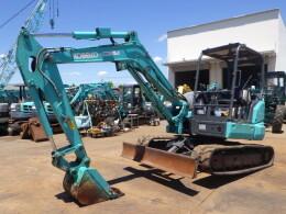 KOBELCO Mini excavators SK45SR-6E 2013