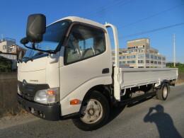 TOYOTA Flatbed trucks SKG-XZU655 2011/8
