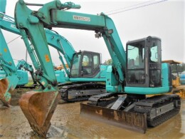 KOBELCO Excavators SK75UR-5                                                                         2013