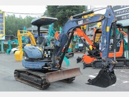 CATERPILLER Mini excavators CAT030CR ボーナスSALE超お買い得!                                                                         2001