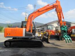 HITACHI Excavators ZX120-3