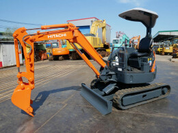 HITACHI Mini excavators ZX20U                                                                         2011