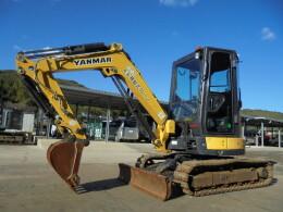 YANMAR Mini excavators ViO30-6 CAB A/C・クレーン・往復配管・マルチ                                                                         2013