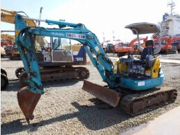KUBOTA Mini excavators U-35-3S                                                                         2007