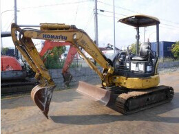 HITACHI Mini excavators PC30MR-3                                                                         2009