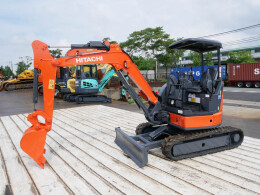 HITACHI Mini excavators ZX30U-5A                                                                         2012