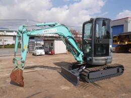 KOBELCO Mini excavators SK30SR-5-PW14                                                                         2010