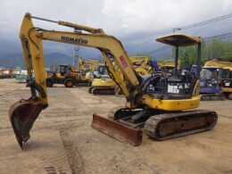 KOMATSU Mini excavators PC40MR-3                                                                         2008