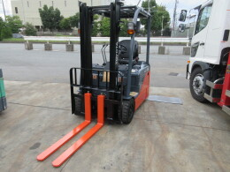 TOYOTA Forklifts 8FBE15 2016