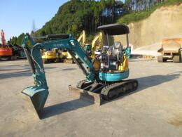 KUBOTA Mini excavators U-20-3α 固定脚 2021