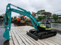 YANMAR Mini excavators VIO50-5                                                                         2008