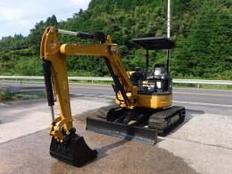 CATERPILLER Mini excavators 304ECR                                                                         2014