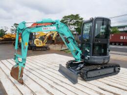 KOBELCO Mini excavators SK30SR-5-PW14                                                                         2012