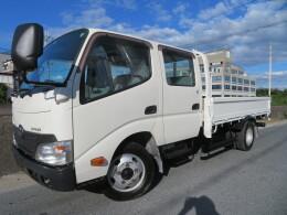 TOYOTA Flatbed trucks TKG-XZU655 2012/12