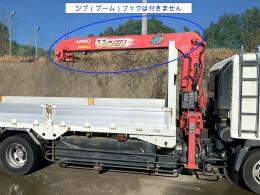 古河ユニック 運搬車両その他 URU374 2012年12月
