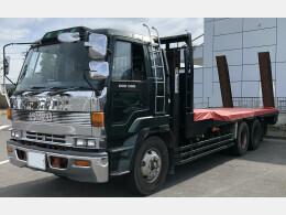 ISUZU Tractor trailers U-CXZ72Q 1991/4