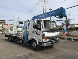 MITSUBISHI FUSO Crane trucks U-FK618L 1995/8