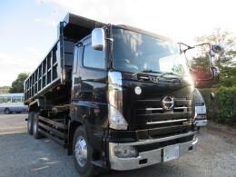 HINO Dump trucks BDG-FR1EPYA 2008/11