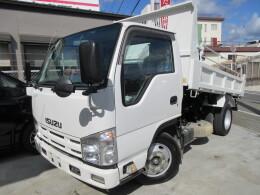 いすゞ ダンプ車 TKG-NKR85AD 2013年8月
