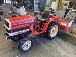 YANMAR Tractors F16D 1985