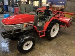 YANMAR Tractors F200D 1985
