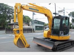 KOMATSU Excavators PC78US-6EO                                                                         2003