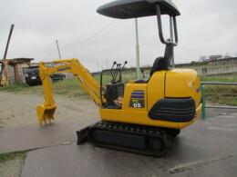 KOMATSU Mini excavators PC05-7