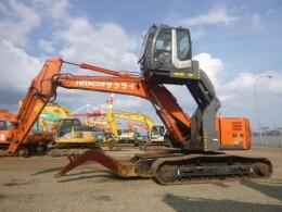 HITACHI Excavators ZX225USRLC-3                                                                         2008