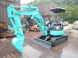 KOBELCO Mini excavators SK28SR-6 2015