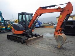 HITACHI Mini excavators ZX50U-3                                                                         2012