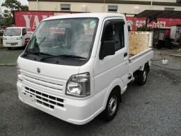 SUZUKI Flatbed trucks EBD-DA16T 2016/9