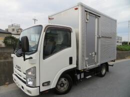 いすゞ バン TKG-NLR85AN 2013年9月