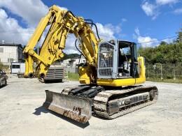 KOMATSU Excavators PC138US-2E1