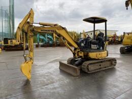 KOMATSU Mini excavators PC30MR-3 2013