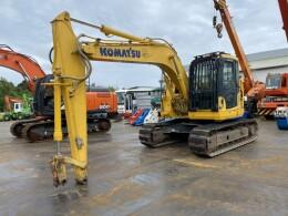 KOMATSU Excavators PC138US-10 2015