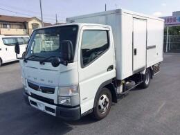 MITSUBISHI FUSO Freezer/Refrigerated trucks TPG-FBA20 2016/9