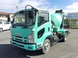 ISUZU Tank trucks/Mixer trucks PKG-FRR90S1 2009/3