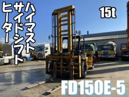 コマツ フォークリフト FD150E-5