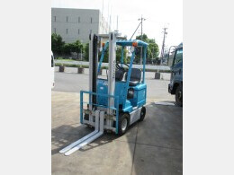 TOYOTA Forklifts 3FB9 2014