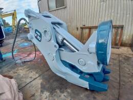古河ロックドリル アタッチメント(建設機械) 小割機