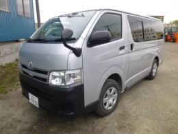 トヨタ バン LDF-KDH206V 2013年2月
