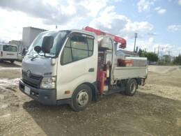 TOYOTA Flatbed trucks SKG-XZU700