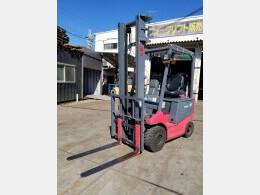 NICHIYU Forklifts FB15P-75-400 2011