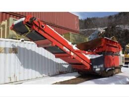 SANDVIK Wood chippers/Crushers QE140 2013