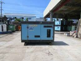 AIRMAN Compressors 【3 units Set】PDS130SC                                                                         2008