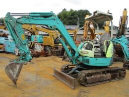 YANMAR Mini excavators ViO30-3 2004