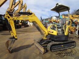 YANMAR Mini excavators ViO20-3 2016