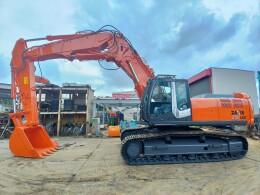 HITACHI Excavators ZX350LCK-3 2008