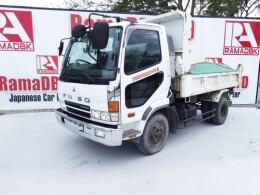 MITSUBISHI FUSO Dump trucks KK-FK71GC 1999/9