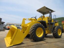 KOMATSU Wheel loaders WA100-3 2002